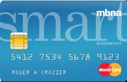 「MBNA Platinum Plus MasterCard」的圖片搜尋結果